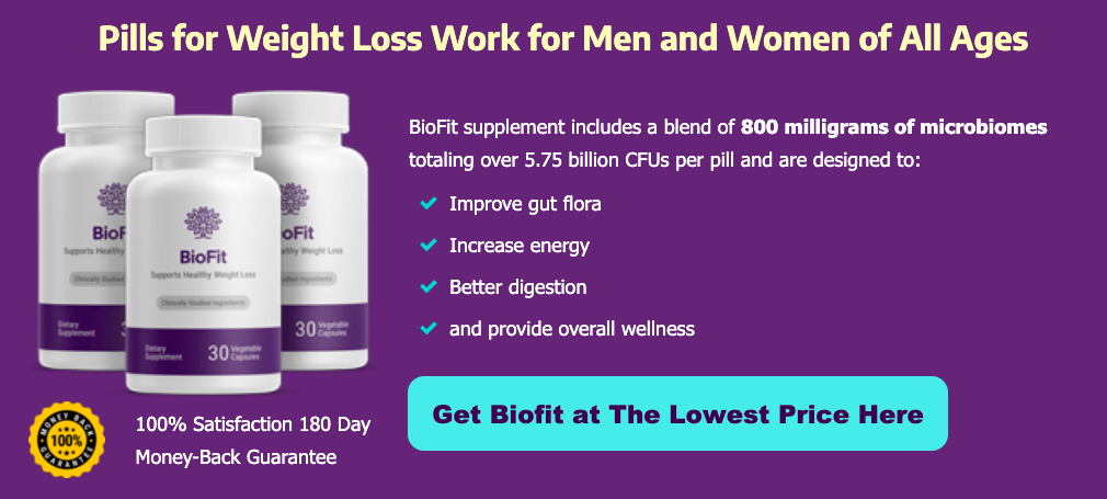 biofit pills for weight loss
