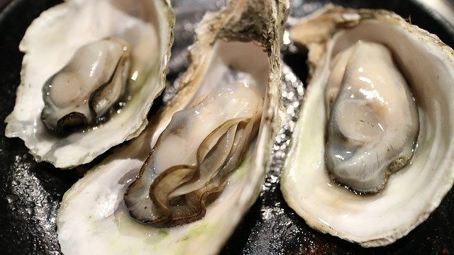 Oyster - Superfoods For Hair Growth