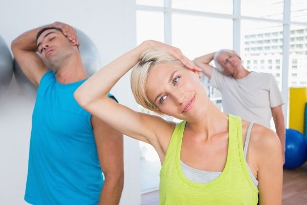 Exercises To Get Rid of Neck Fat