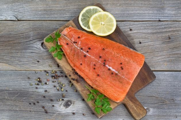 Eating Salmon Cooking Tips