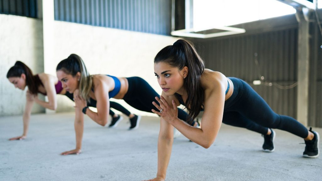 how to get skinny hiit