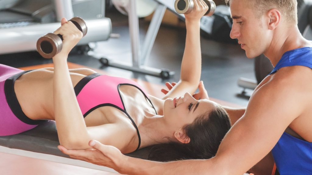 how to get skinny weight lifting