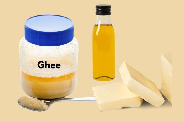 Benefits of Using Ghee Over Other Oils