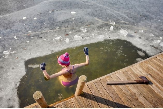 Why You Should Beat the Heat with a Cold Bath