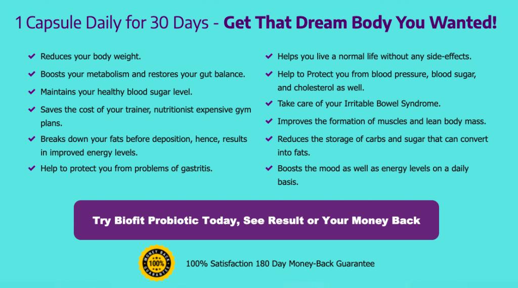gobiofit biofit ingredients benefits