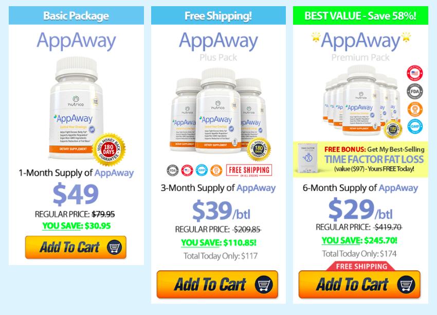 appaway pricing