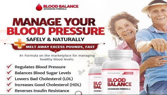 Blood Balance Advanced Formula Reviews