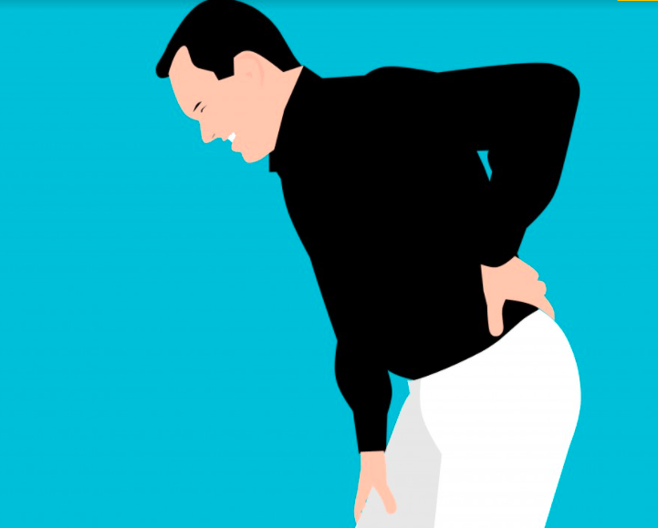 How to Get Rid of Back Pain at Home