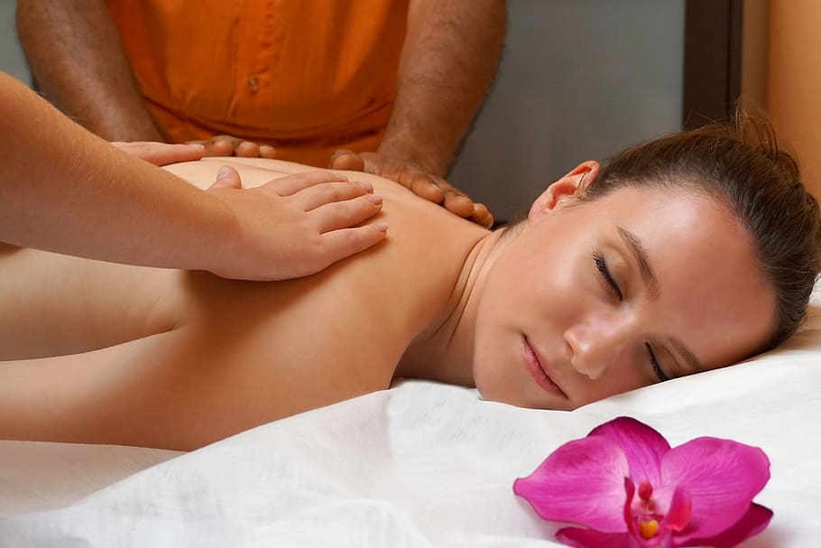 massage therapy - how to relieve back pain fast