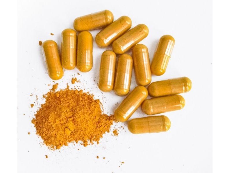 curcumin supplements